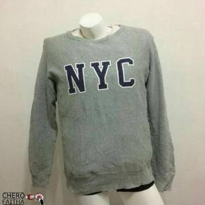 Beams heart NYC sweatshirt sweater