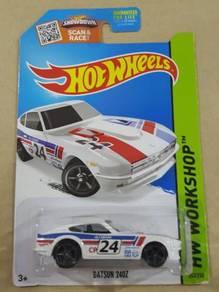 Hot Wheels Datsun 240Z 2015 White