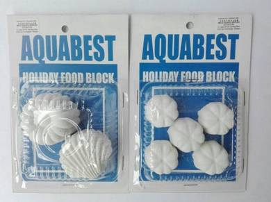 Holiday Food for Aquarium Fishes