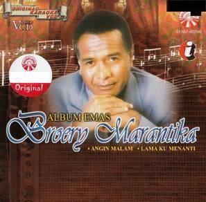 Broery Marantika–Album Emas VCD Karaoke