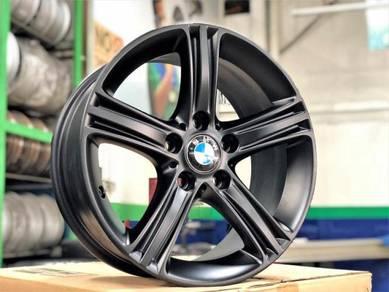Ori 17 BMW F30 Rim Matt Black E90 E36 E46 Z3 Z4