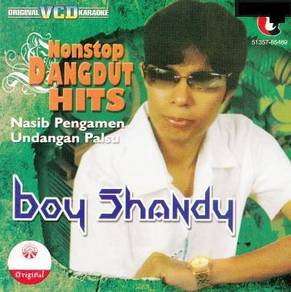 Boy Shandy–Nonstop Dangdut Hits VCD Karaoke