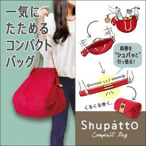 Japan Shupatto Easy Foldable Compact Bag M size