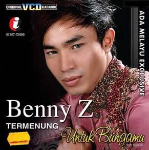 Benny Z–Nada Melayu Exclusive Vol.2 VCD Karaoke