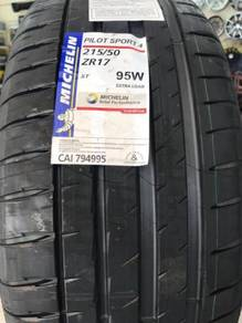 Tyre Michelin PS4 ST 215X50X17