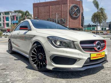 Used Mercedes Benz CLA45 for sale