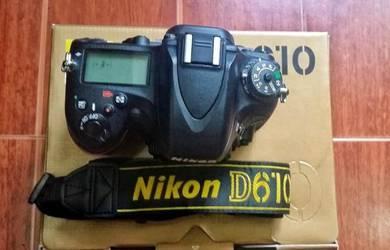Nikon D610(body)