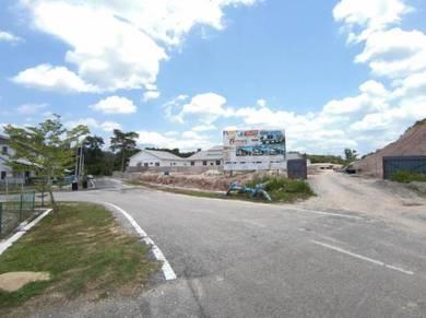 Taman Temerloh Jaya Semi-D Rumah Harga Pasaran Terendah Unit Terhad