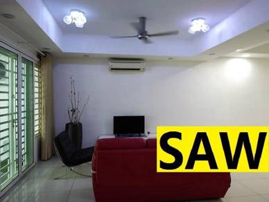 Sathu Terrace【Balcony & Kitchen Extend】One Residence