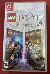 NEW Nintendo Switch LEGO Harry Potter Collection