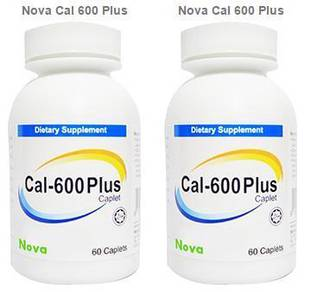 Calcium PLus 600mg 120 Caps (triflex Formula) (Rec