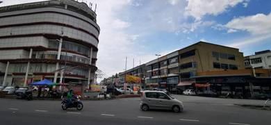 4-Storey Shop Office, (Gr floor) Jln Masjid, Tmn Pekan Baru, SP
