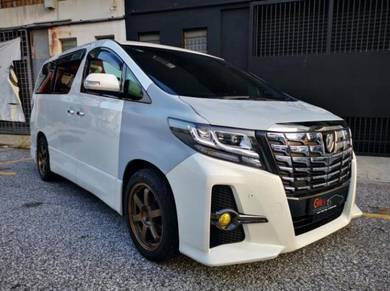 Toyota Alphard / Vellfire Coversion ANH30 Bodykit