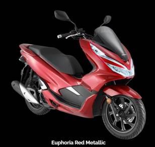 Honda PCX Baru / Hybrid
