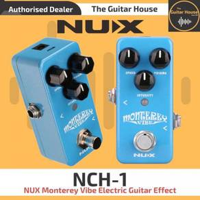 NUX NCH-1 Monterey Vibe Electric Guitar Effect