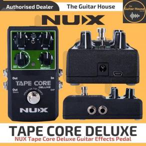 Nux Tape Core Deluxe Tape Echo Effects