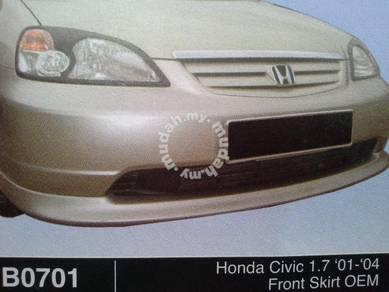 Honda civic 1.7 01 to 04 oem bodykit no paint