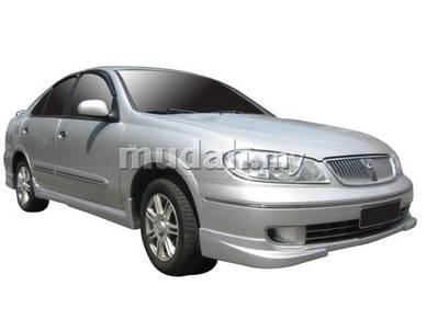 Nissan Sentra 04-05 Bodykit