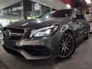 Recon Mercedes Benz CLA45 for sale