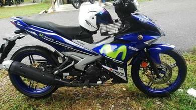 2016 Yamaha Y15zr