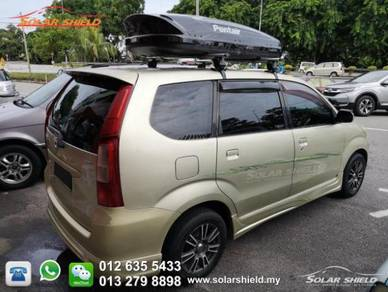 Universal Travel Roof Box Slim Roof Box