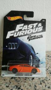 HotWheels Lamborghini Murcielago Fast & Furious