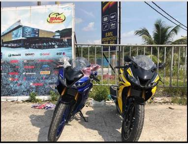 Yamaha r15 r 15 yzf15 ready stock and promotion