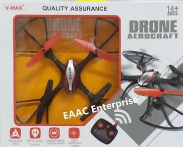 V-Max 2.4GHz 32cm RC Quadcopter UFO Drone 6 Axis