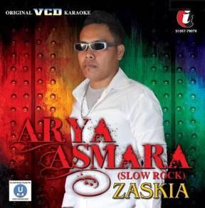 Arya Asmara (Slow Rock)–Zaskia VCD Karaoke