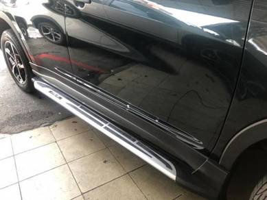 Perodua aruz v1 oem running board door side step