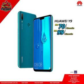 Huawei Y9 [4+64GB] Original New Set