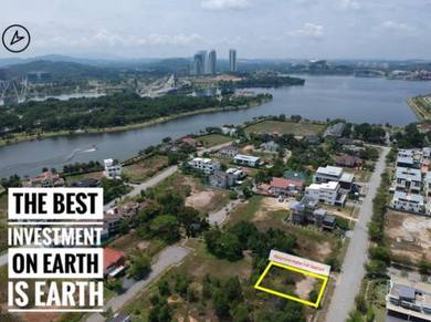 Perdana Lakeview East, Bungalow Lot Residential Land 9,472 sq.f