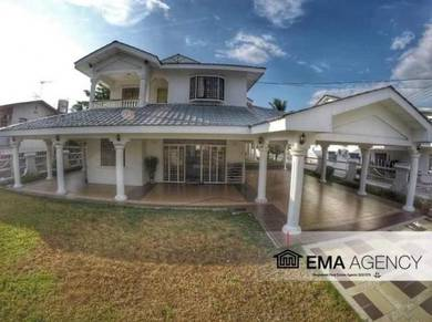 Taman Teck Guan Villa Detach House Lido Bungalow