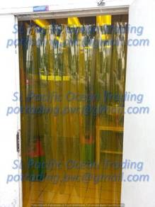 Anti- insect Kitchen PVC Air strip curtain