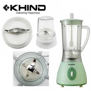 Khind Blender BL1012 Scrapper and Grinder-NEW