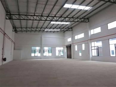 Setia Business Park 1, 9000 Sqft Semi Detached Factory, Gelang Patah