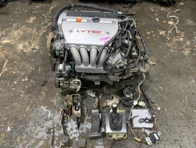 Honda Accord K24A CL9 6 Speed Lantai Engine
