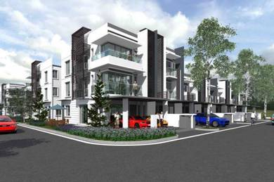 PreLaunch 2storey Landed House 0 entries fees 15min from KLIA Sepang