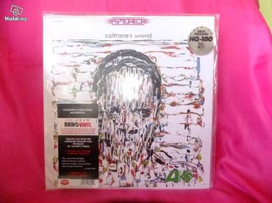 JOHN COLTRANE COLTRANE'S SOUND 180g LP