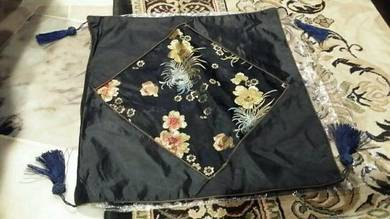 Chinese fabric cushion cover 1 pcs only SLG