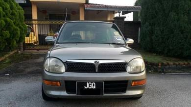 Used Perodua Kelisa for sale