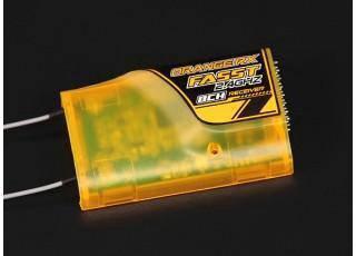 OrangeRx Futaba FASST Compatible 8Ch 2.4Ghz Receiv
