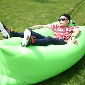 Sofa Katil Tilam Angin Air Bed Lazy Lamzac