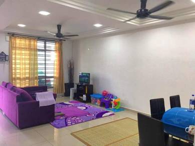 Maya Heights Seri Alam MOVE IN CONDITION Double Storey Terraced house