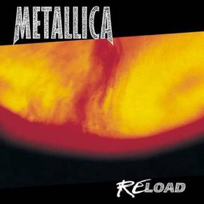 Metallica Reload 150g 2LP