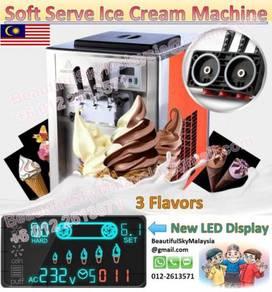 Soft Ice Cream Cone Machine Ais krim Softserve McD
