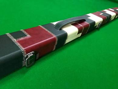 Leatherette One Piece Snooker Cue Cases (New)
