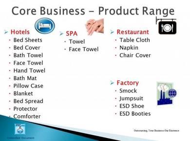 Spot laundry service provider
