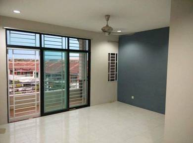 3 Storey Terrace House, Renovated , Juru Heights , Taman Bukit Juru