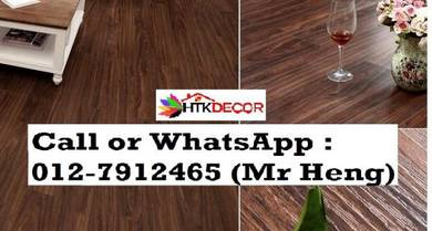 Wood Look PVC 3MM Vinyl Floor 95BD